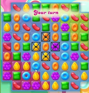 Candy Crush Jelly Level 4