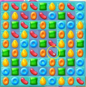 Candy Crush Jelly Level 5