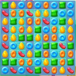 Candy Crush Jelly Level 7