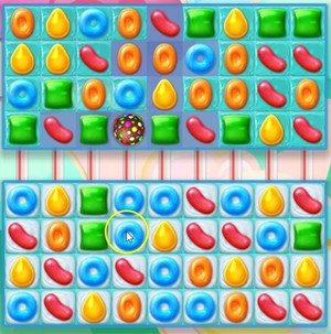 Candy Crush Jelly Level 18