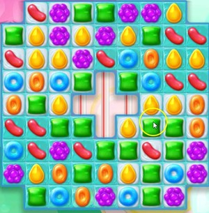 Candy Crush Jelly Level 20