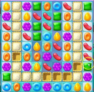 Candy Crush Jelly Level 23