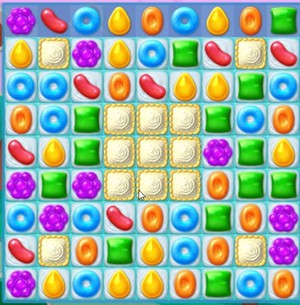 Candy Crush Jelly Level 24