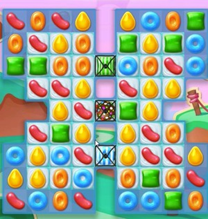 Candy Crush Jelly Level 33