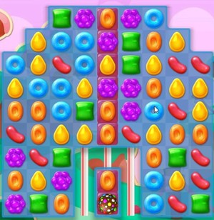 Candy Crush Jelly Level 34