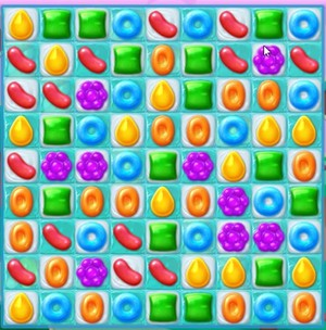 Candy Crush Jelly Level 39
