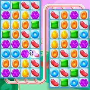 Candy Crush Jelly Level 40
