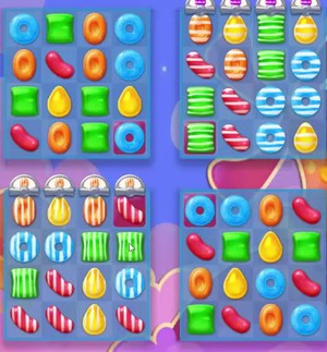 Candy Crush Jelly Level 42