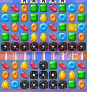 Candy Crush Jelly Level 43