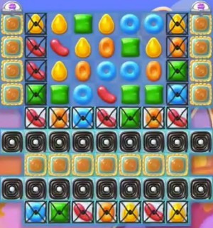Candy Crush Jelly Level 44