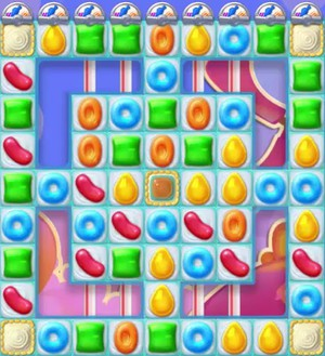 Candy Crush Jelly Level 46