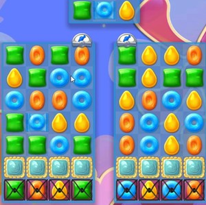 Candy Crush Jelly Level 48