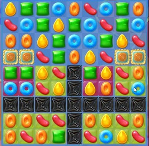 Candy Crush Jelly Level 52