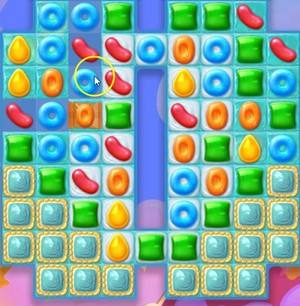 Candy Crush Jelly Level 56