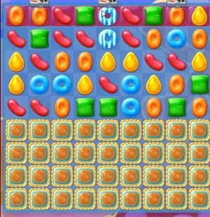 Candy Crush Jelly Level 59