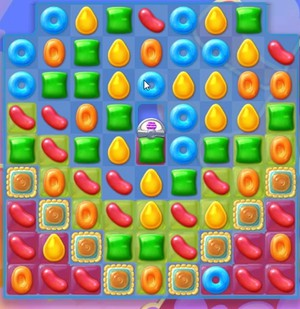 Candy Crush Jelly Level 60