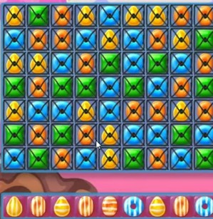 Candy Crush Jelly Level 63