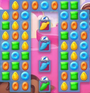 Candy Crush Jelly Level 65