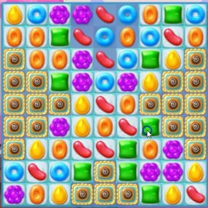 Candy Crush Jelly Level 66