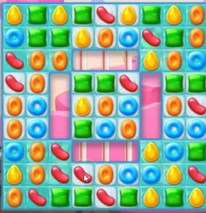 Candy Crush Jelly Level 68