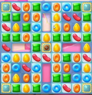 Candy Crush Jelly Level 69
