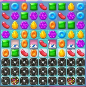 Candy Crush Jelly Level 70