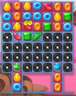 Candy Crush Jelly Level 72