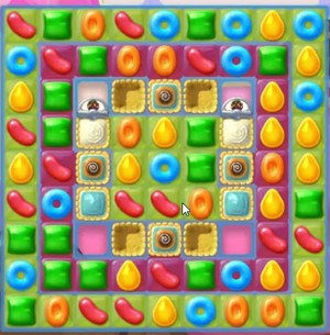 Candy Crush Jelly Level 74