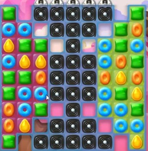 Candy Crush Jelly Level 75