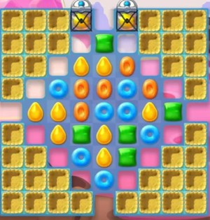 Candy Crush Jelly Level 77