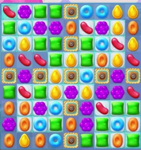 Candy Crush Jelly Level 79
