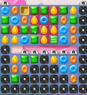 Candy Crush Jelly Level 80