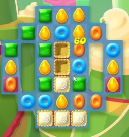 Candy Crush Jelly Level 82