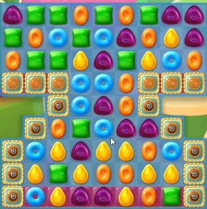 Candy Crush Jelly Level 83