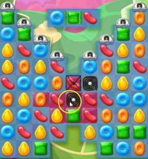 Candy Crush Jelly Level 86
