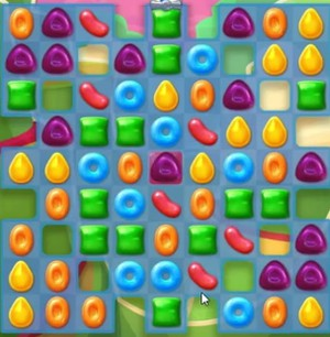 Candy Crush Jelly Level 88