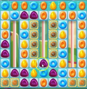 Candy Crush Jelly Level 90