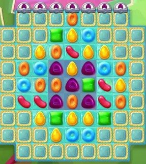 Candy Crush Jelly Level 96