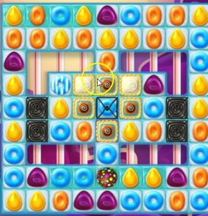 Candy Crush Jelly Level 104