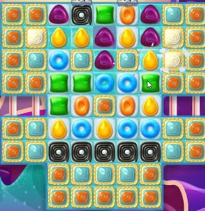 Candy Crush Jelly Level 105