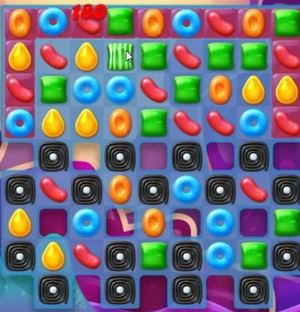 Candy Crush Jelly Level 106