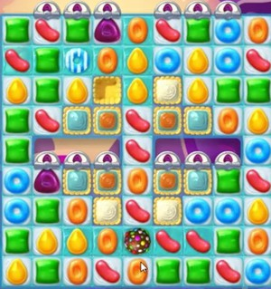 Candy Crush Jelly Level 111