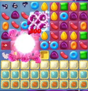 Candy Crush Jelly Level 113