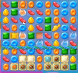 Candy Crush Jelly Level 150