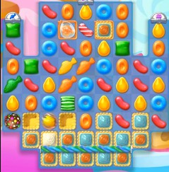 Candy Crush Jelly Level 153