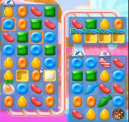 Candy Crush Jelly Level 154