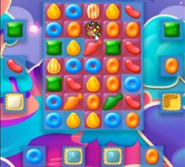 Candy Crush Jelly Level 163