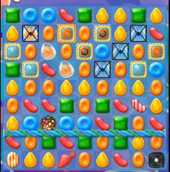 Candy Crush Jelly Level 164