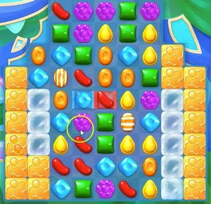 Candy Crush Soda Level 240