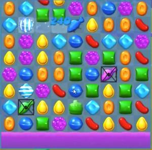 Candy Crush Soda Level 246